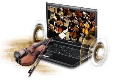 Реклама ноутбука RC530