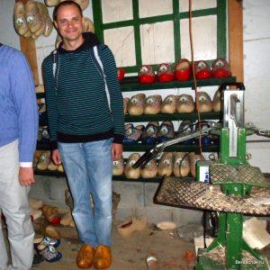 деревянные башмаки