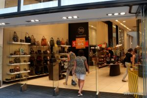 магазин обуви и сумок
