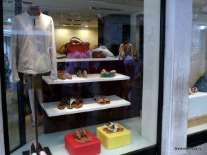 витрина сумки и обуви