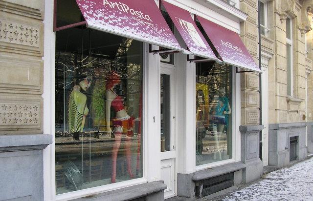 Способы привлечения клиентов в магазин одежды. витрина магазина одежды f64ddc62d1b