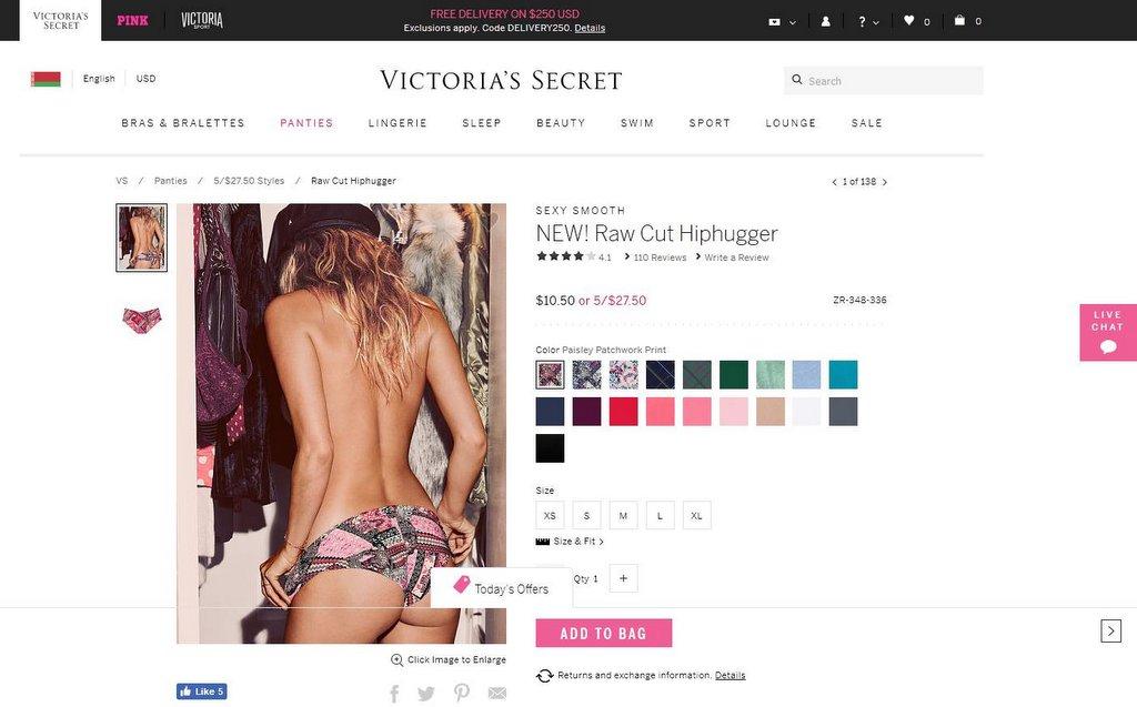 Как лучше рекламировать магазин нижнего белья. victorias secret. Интернет  магазин dc855a170cc